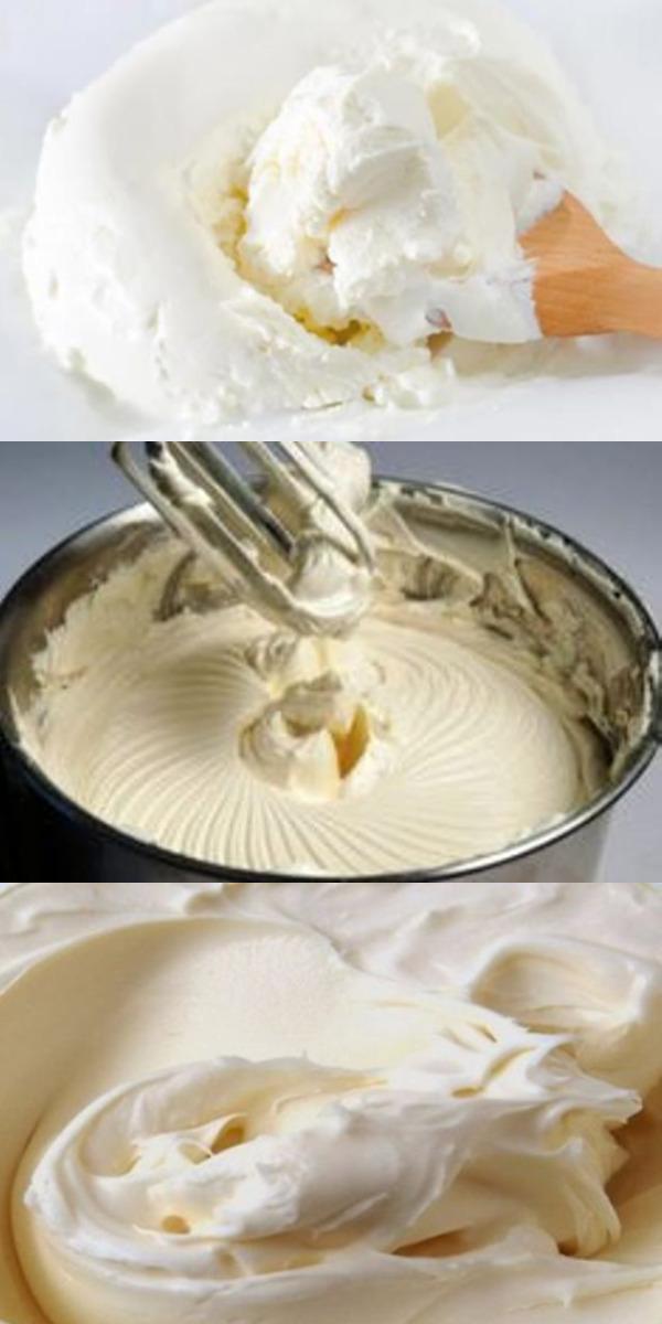 Крем для тортов, который поднимет твои десерты на новый уровень!