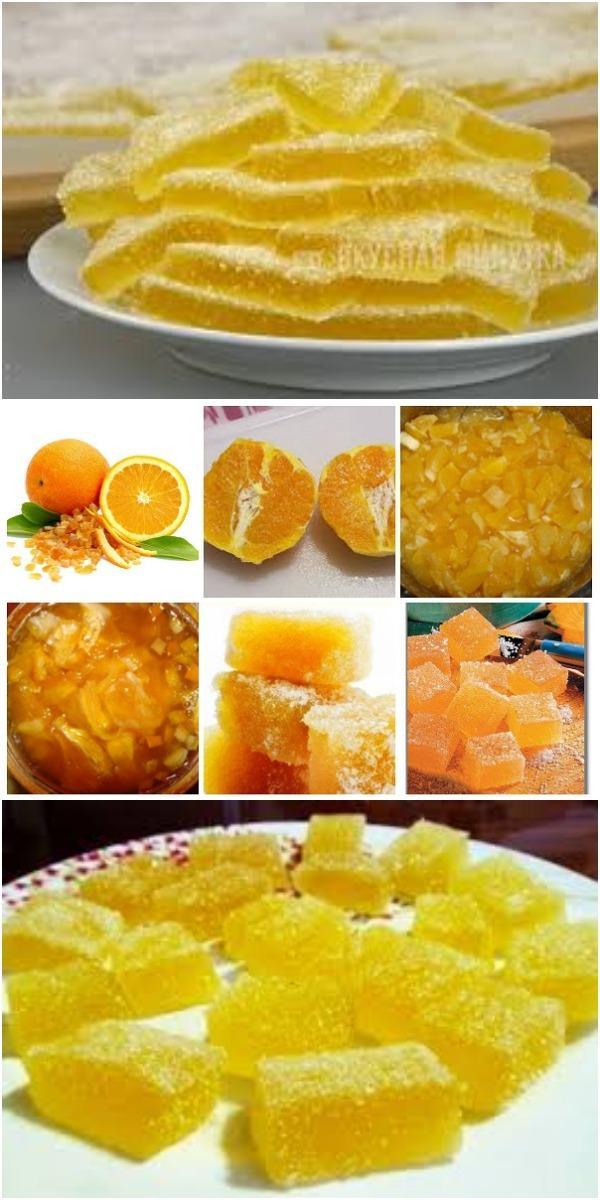 Рецепт апельсинового мармелада родом из солнечной Италии