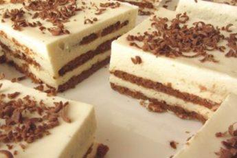 Муж может кушать вкусный торт без выпечки всю неделю и не надоедает