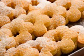 Медовое печенье за 15 минут