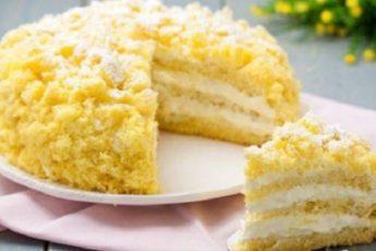 Как приготовить любимый торт «Мимоза»