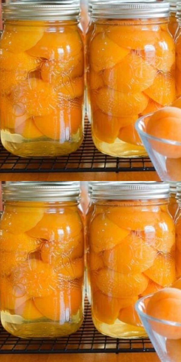 Сочные абрикосы в сиропе — самая ароматная и солнечная заготовка на зиму!