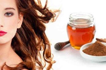 Как осветлить волосы на два-три тона с помощью корицы