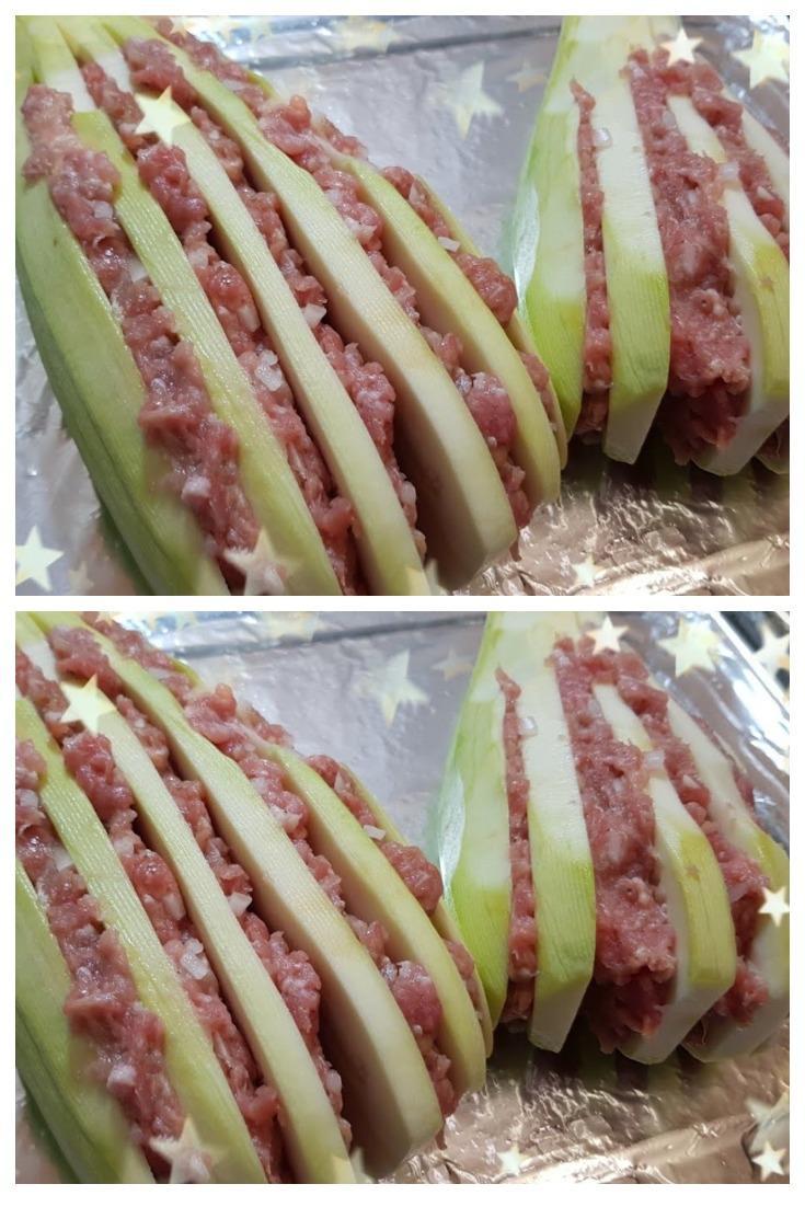 Кабачки без заморочек! Веер из кабачков: очень просто вкусно и невероятно сочно